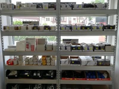Predajňa v Beluši - tovar